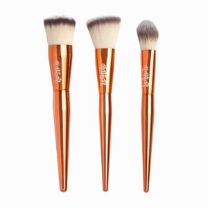 Alamar Cosmetics Complexion Make Up Brush Trio
